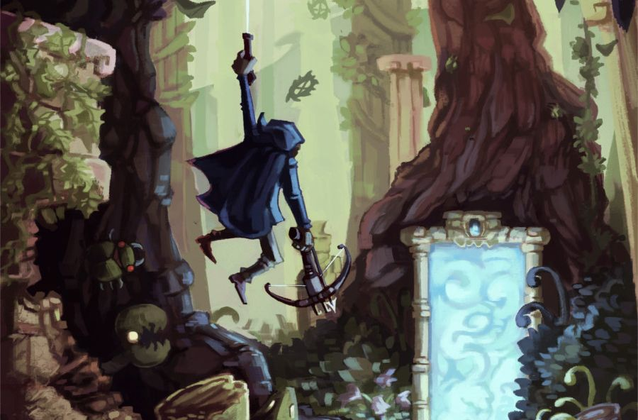Side-scroller Aura of Worlds opens its ever-changing labyrinth next week