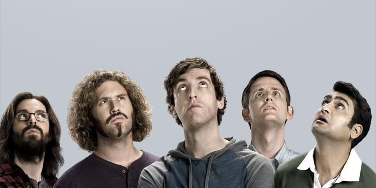 Silicon Valley Season 2 Poster