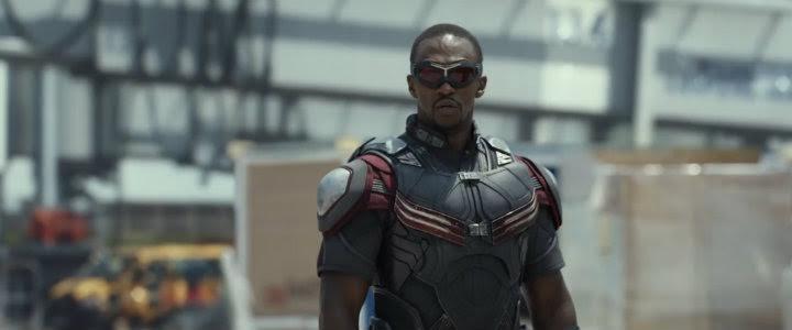 Falcon Captain America Civil War