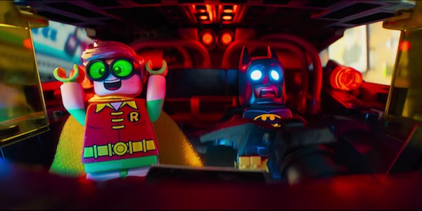 the lego batman movie trailer robin