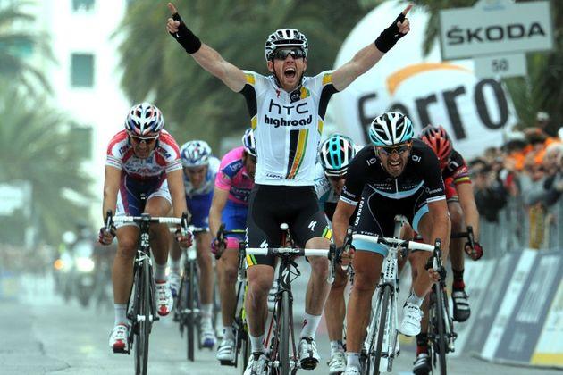 Photo: Matt Goss wins Milan-San Remo 2011 Credit: Watson .