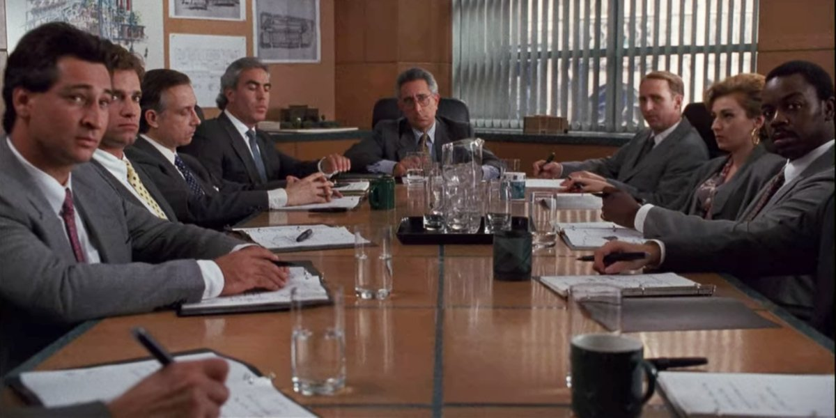 Ben Stein in Dennis The Menace