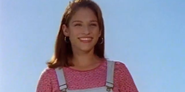 Amy Jo Johnson Pink Ranger
