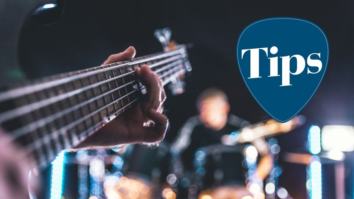 8 tips for bassists to improve their playing and stay inspired