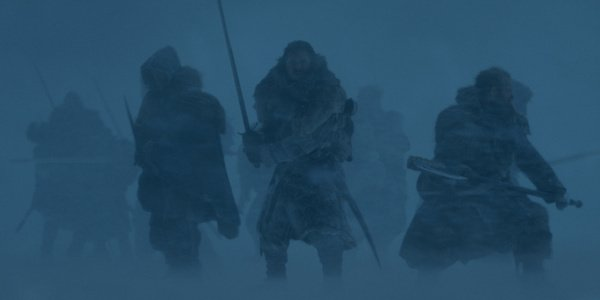 game of thrones hbo beyond the wall