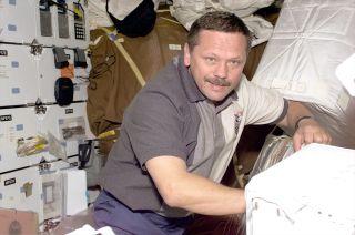 Cosmonaut Boris Morukov