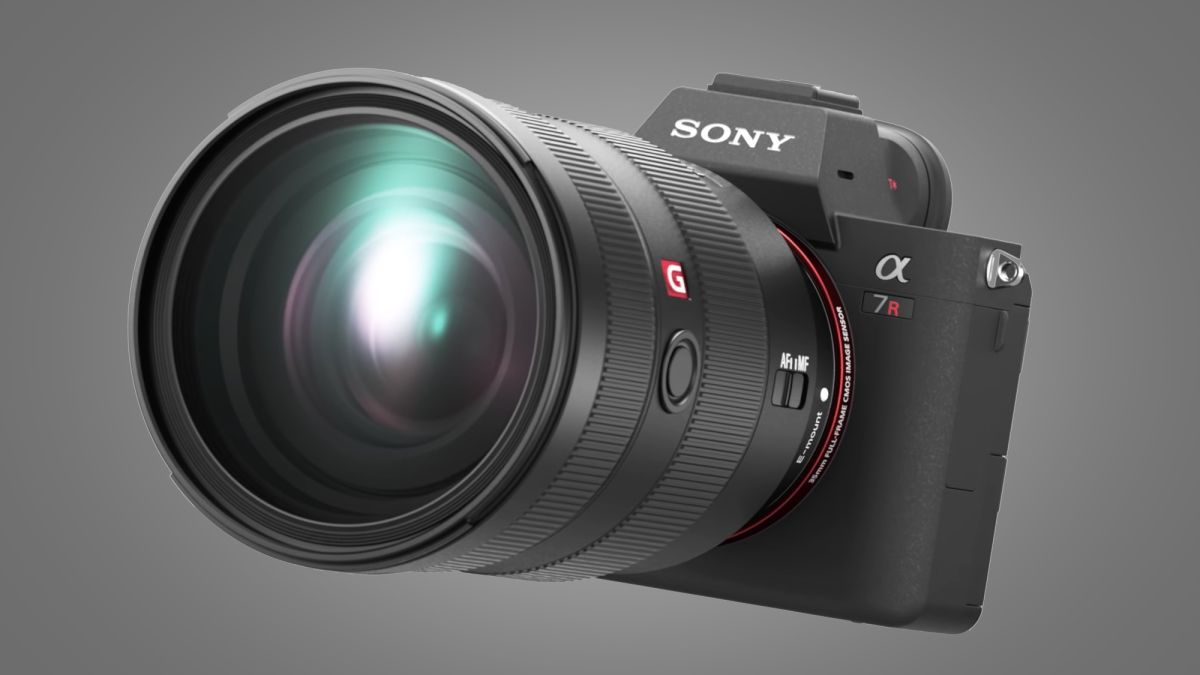Sony explains its strange new Sony A7R IV and A7R III mirrorless cameras