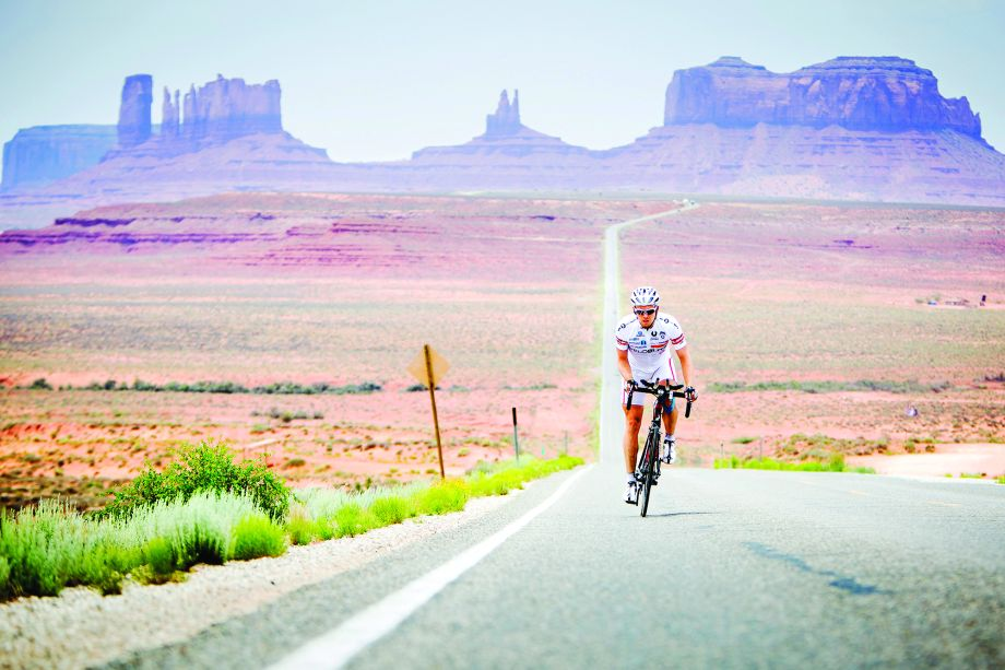 How two amateurs with full-time jobs trained for the world's toughest event, the Race Across America