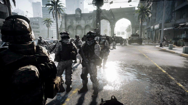 Battlefield 3: Fault Line Episode 1 Trailer And HD ...