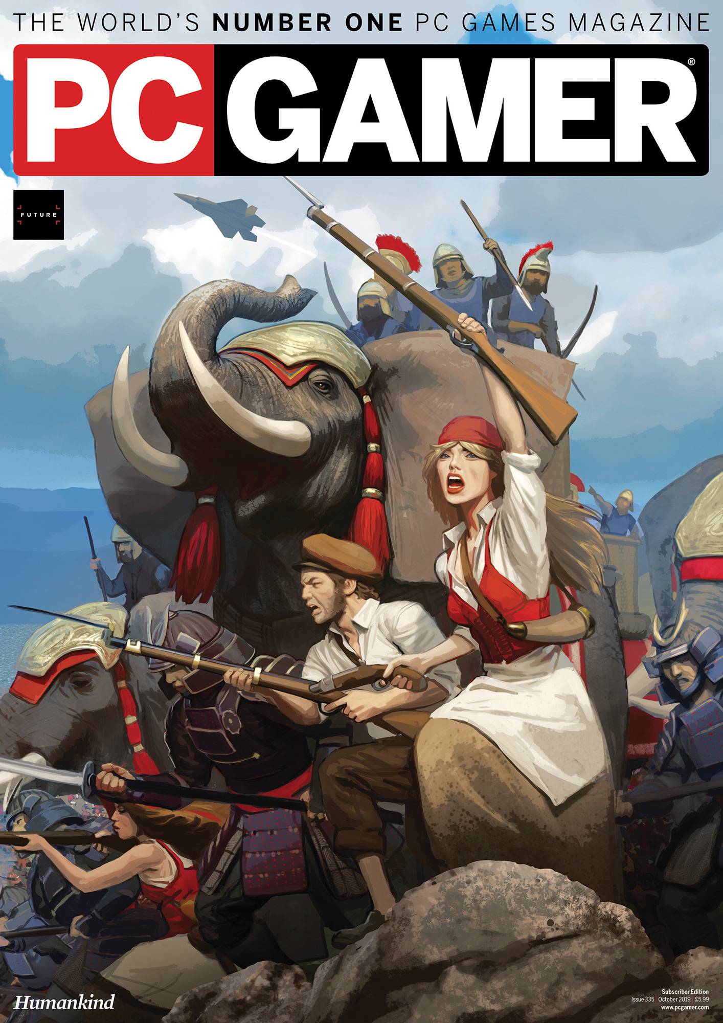 PC Gamer UK October issue: Humankind | PC Gamer