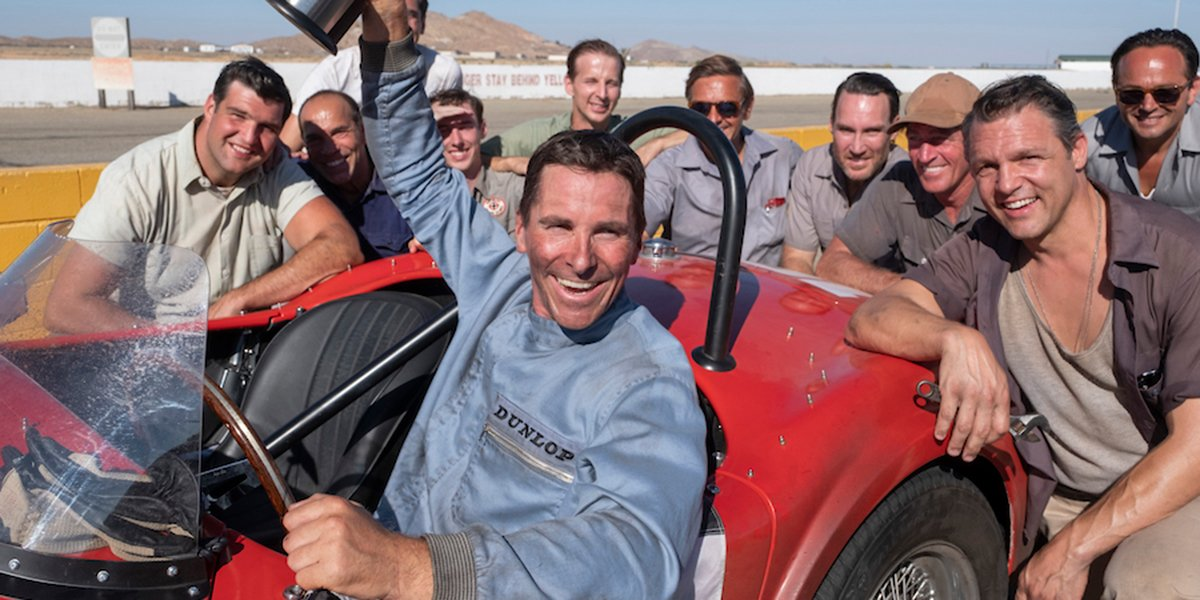 Ken Miles Real Life Son Talks About Collaborating With Christian Bale For Ford V Ferrari Cinemablend