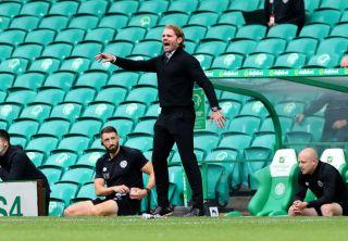 Celtic v Heart of Midlothian – Premier Sports Cup – Celtic Park