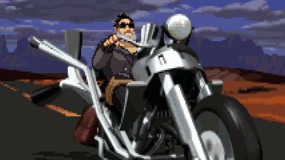 YxThEPrQBwY7Eg9Vz2wXUf 1200 80 Classic LucasArts biker adventure Full Throttle still kicks ass null