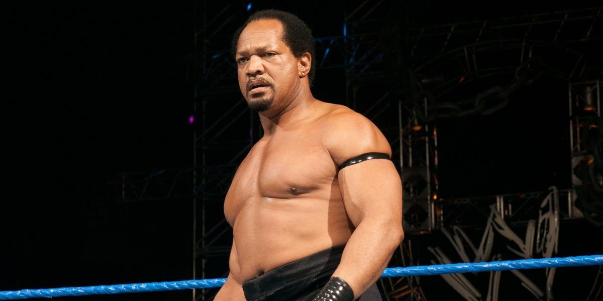 Ron Simmons on SmackDown