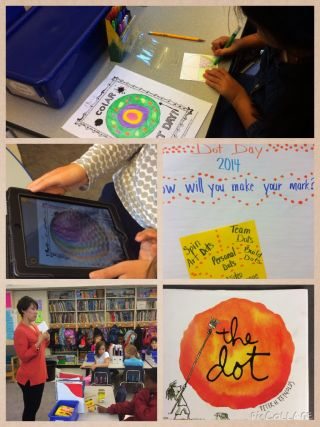 How Will You Make Your Mark? International Dot Day 2014
