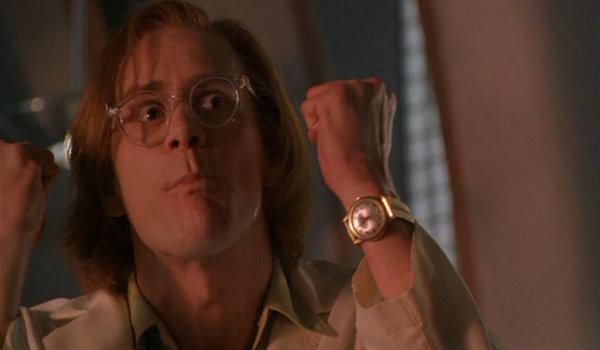Jim Carrey as The Riddler