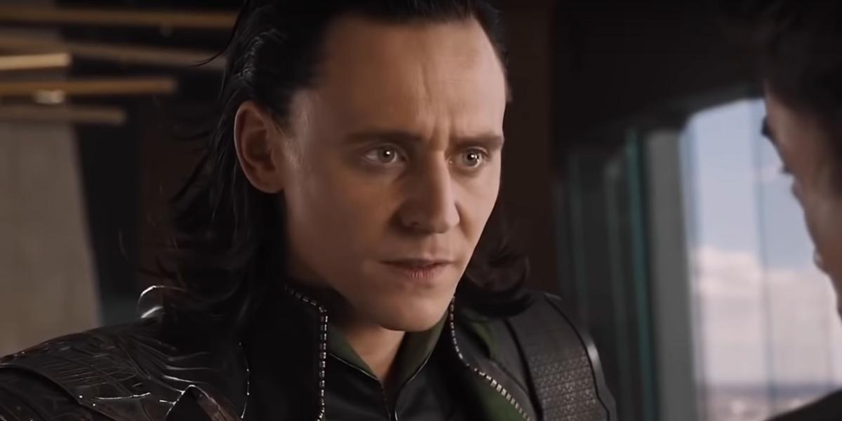 Loki Tom Hiddleston Disney Marvel