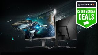 Cyber Monday gaming monitor deals