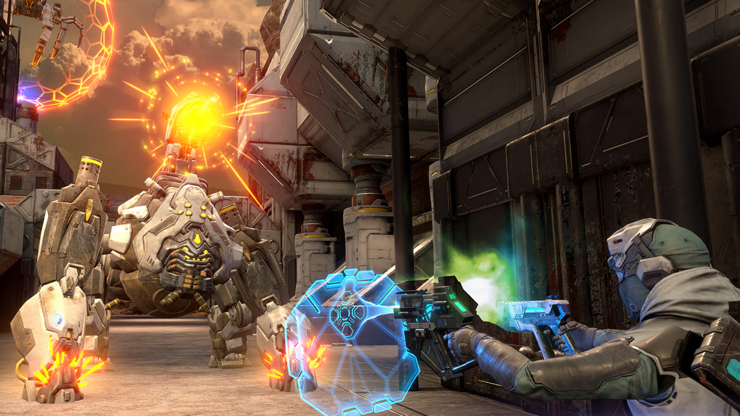 Evasion does VR shooting right with a full co-op campaign