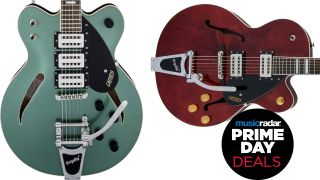 Get that Great Gretsch Sound for less with $150 off these awesome Streamliner guitars