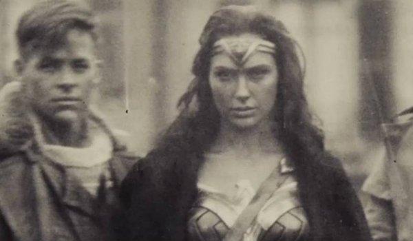 Wonder Woman diana prince chris pine steve trevor gal gadot