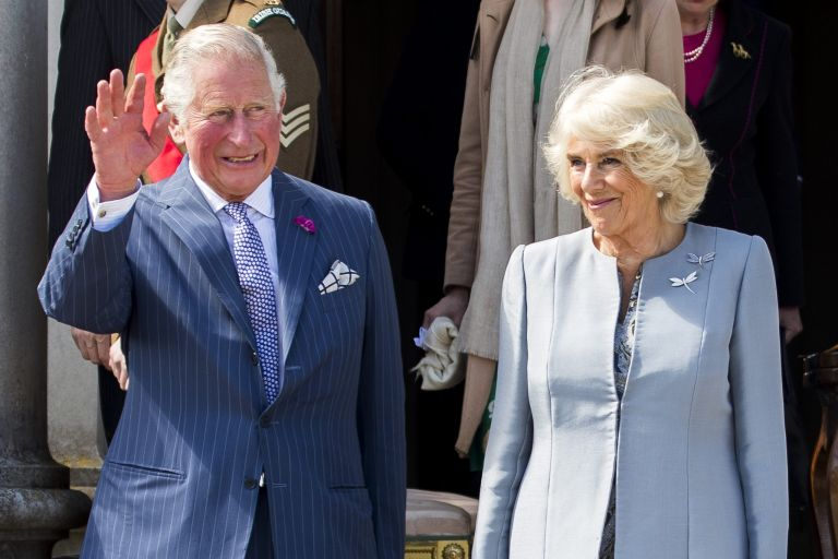 Duchess Camilla, Prince Charles