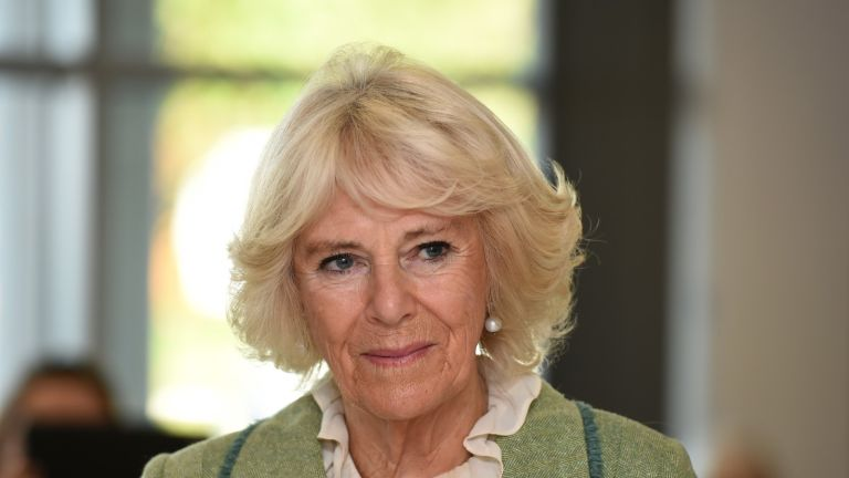 Camilla Parker Bowles reveals she begged her mother for 'help' after moving into first home with husband Andrew