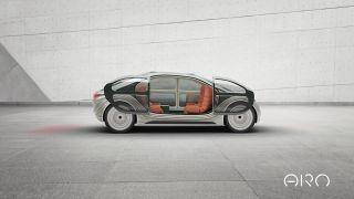 Airo electric car concept