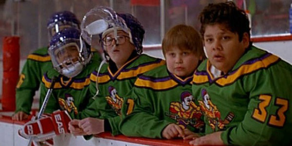 The Mighty Ducks Goldberg