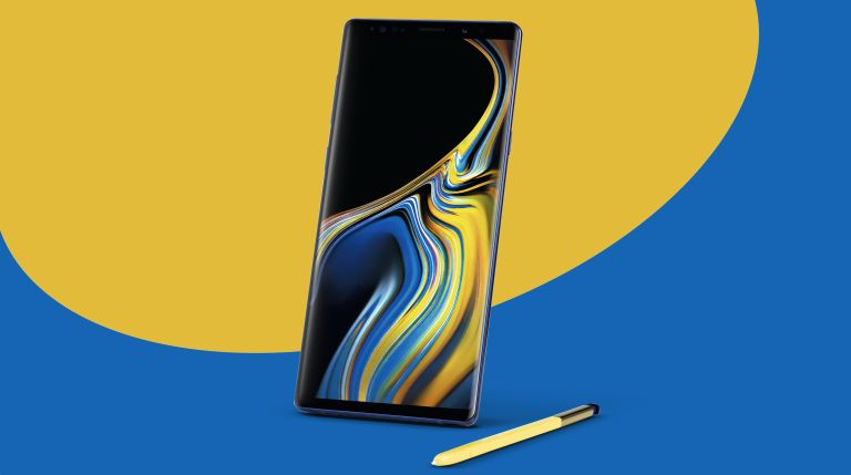 Samsung Galaxy Note 10 Design
