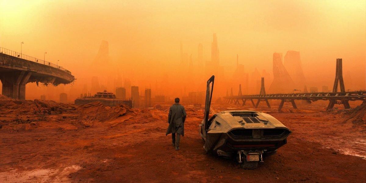 Ryan Gosling in director Denis Villeneuve's Blade Runner 2049