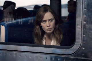 The Girl on the Train Emily Blunt Rachel