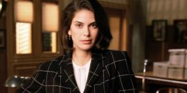 Teri Hatcher Dressed As Lois Lane For Comic-Con And It Was Magical