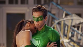 Ryan Reynolds and Blake Lively in Green Lantern