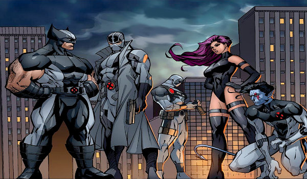 Wolverine Deadpool X Force