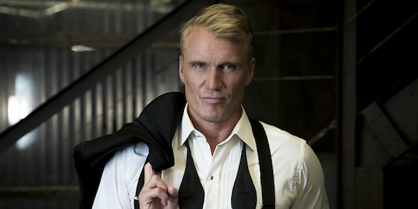 Dolph Lundgren as Konstantin Kovar on Arrow