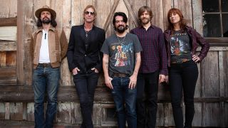 Duff McKagan and his solo band, featuring Shooter Jennings