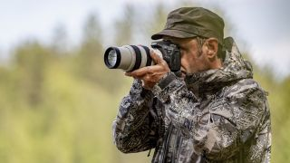 best camera for wildlife photography: Canon EOS 90D