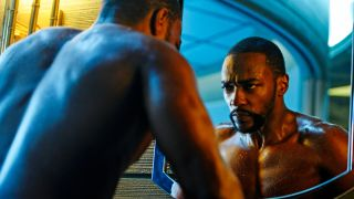 Anthony Mackie in Altered Carbon Season 2