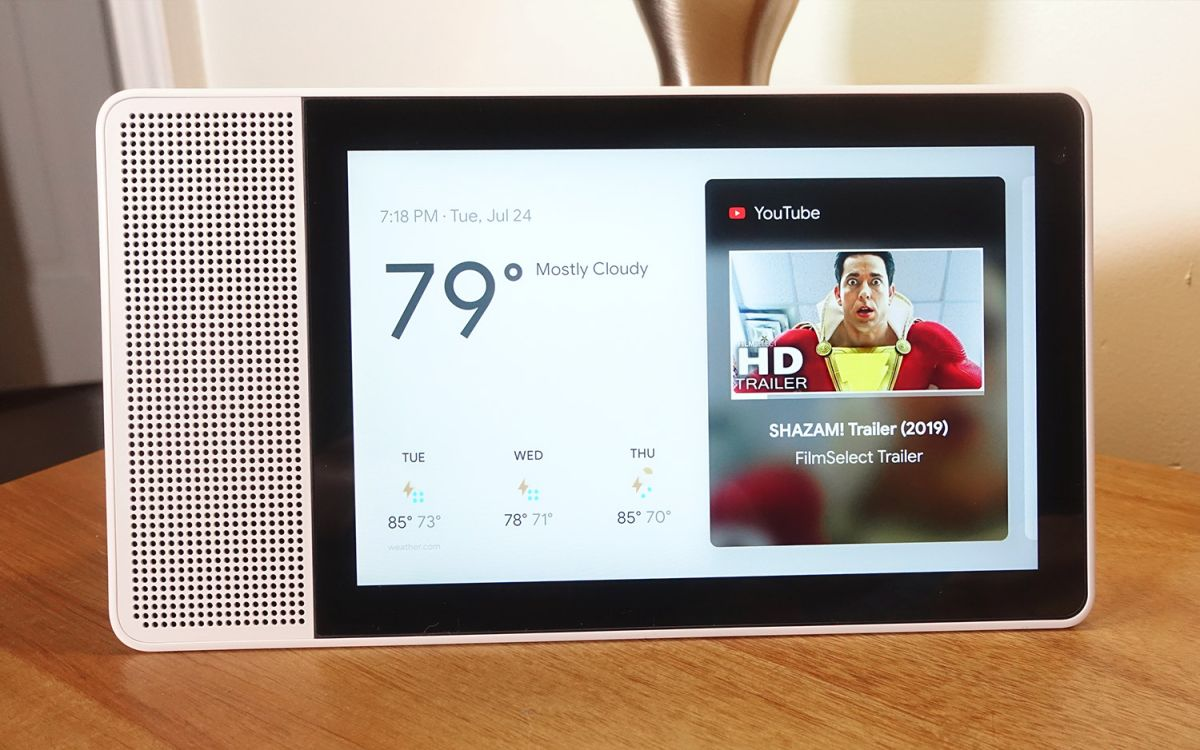 Lenovo Smart Display Review: The Echo Show Just Got Beat