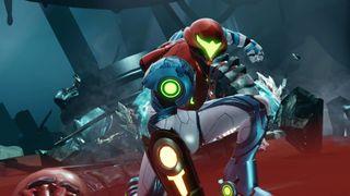Metroid Dread screen shot