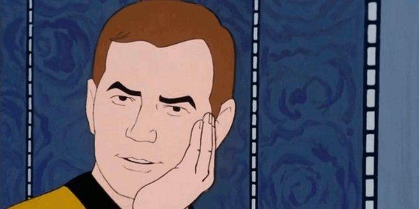 William Shatner Star Trek: The Animated Series