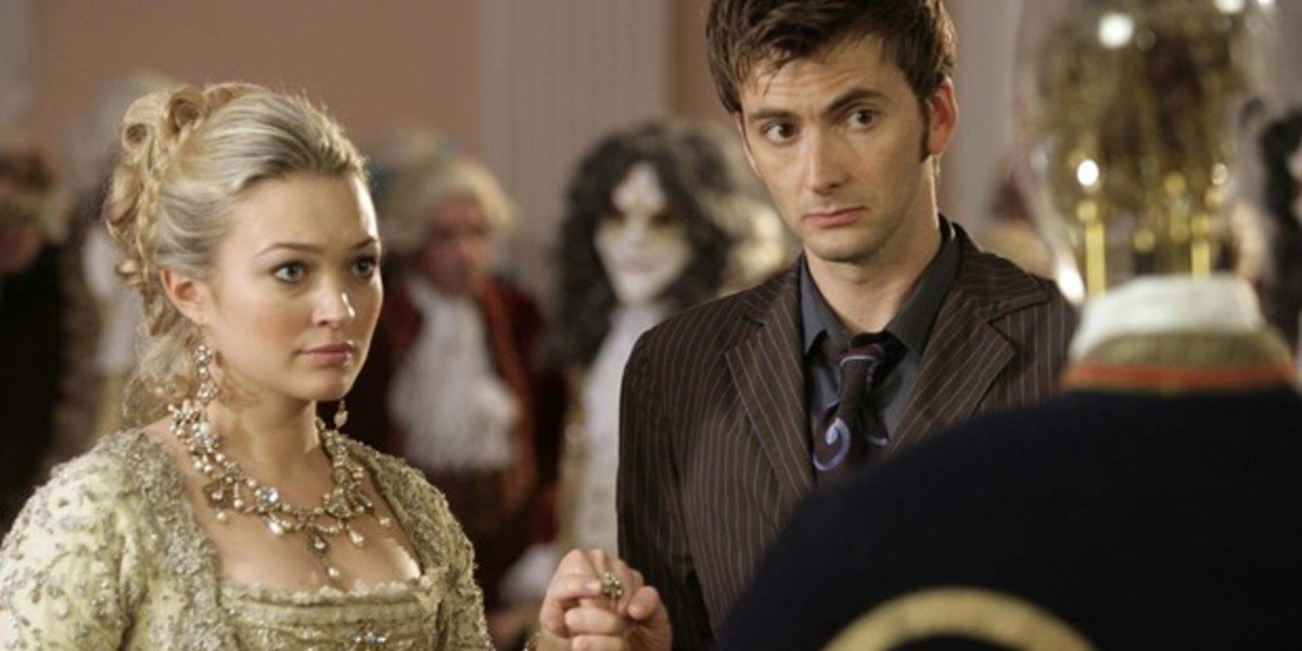 """Doctor Who's """"The Girl in the Fireplace"""" episode"""