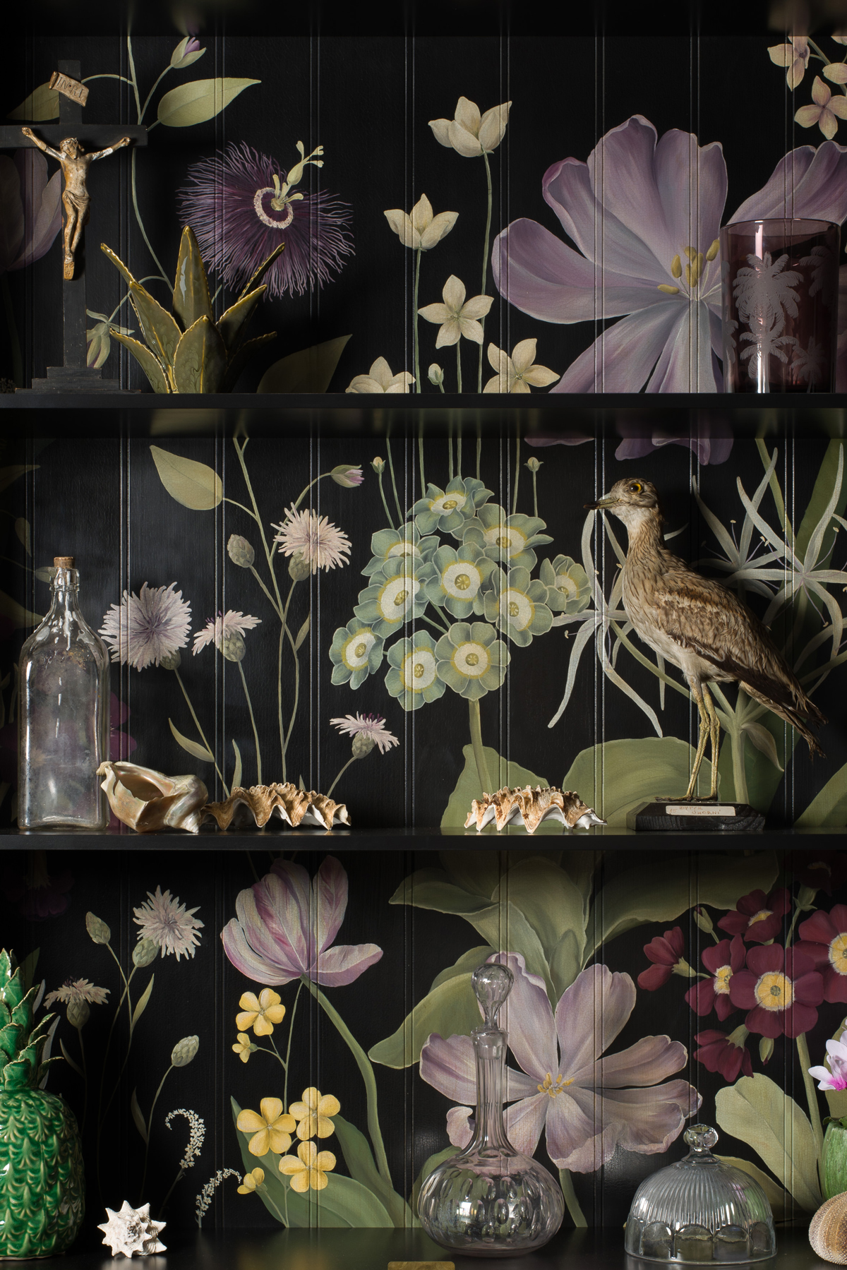 BLOOMING MARVELLOUS: Devol's CHIC CHINOISERIE FOR YOUR KITCHEN