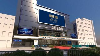 The UK will soon have four Odeon Dolby Cinemas