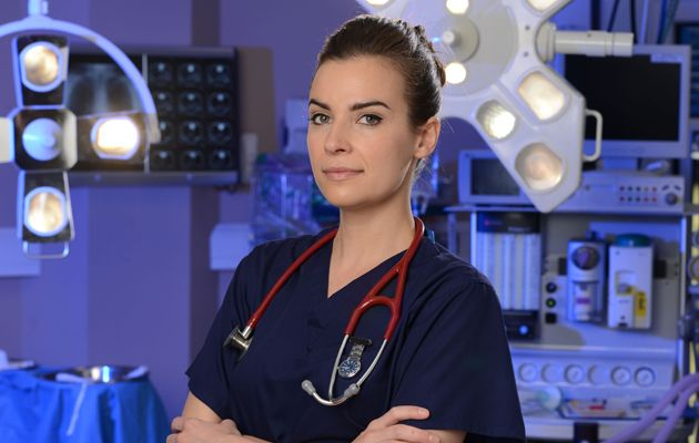 Holby City Zosia March