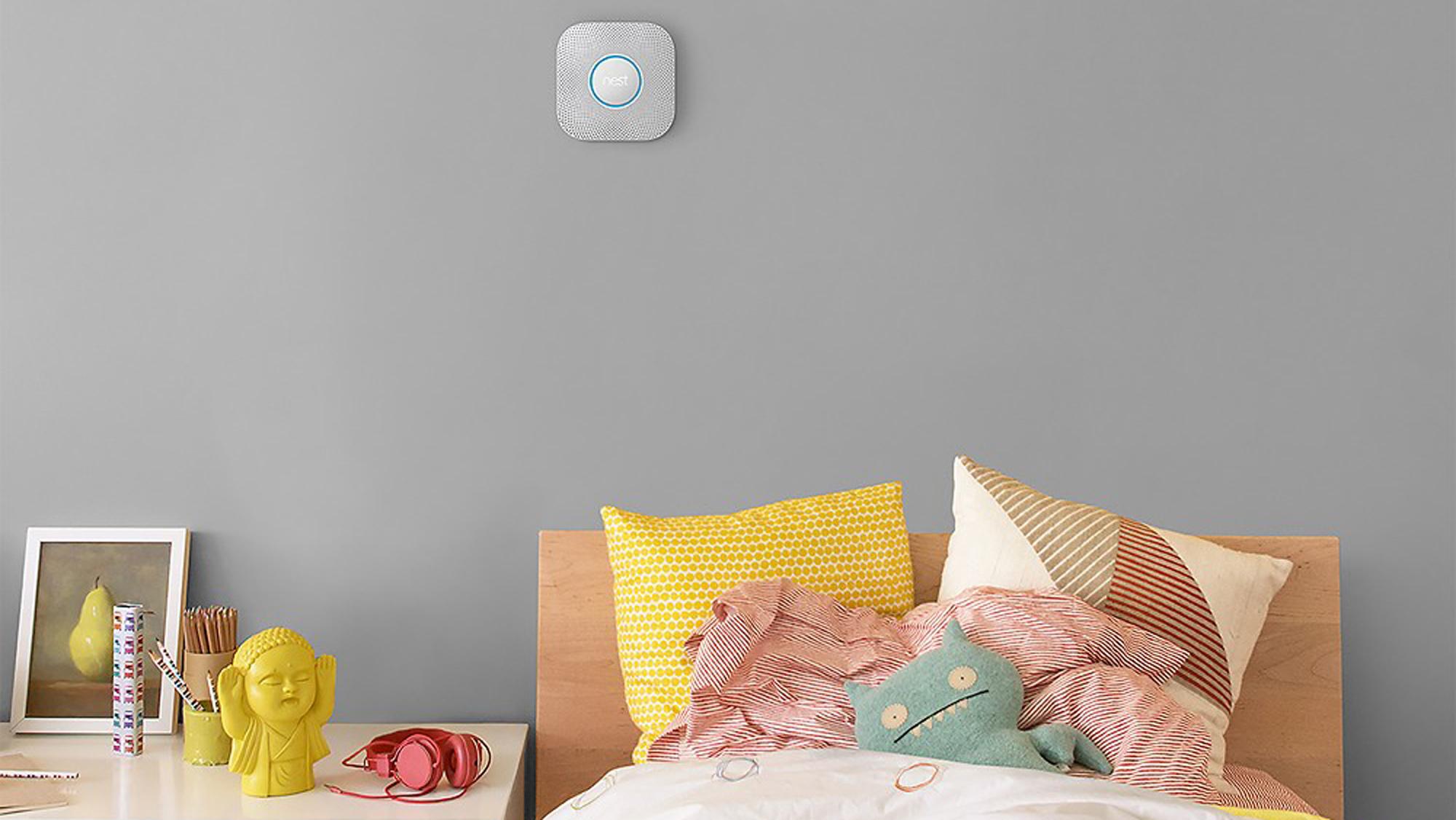 Los mejores detectores de humo inteligentes: Nest Protect