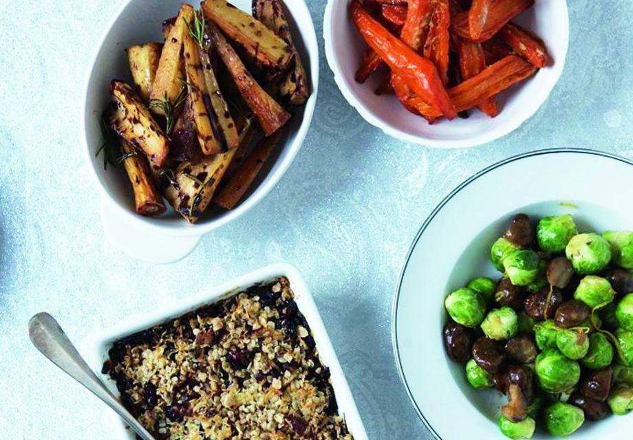 Some delicious Christmas vegetable recipes and side dishes perfect for the big day