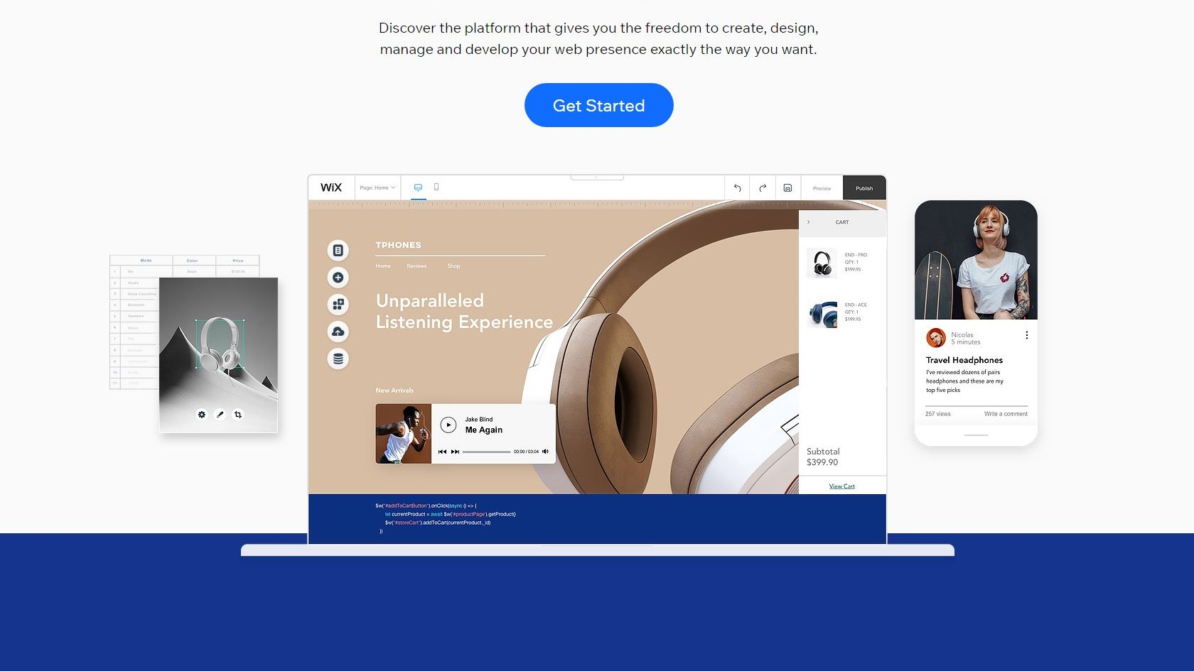 Wix | TechRadar