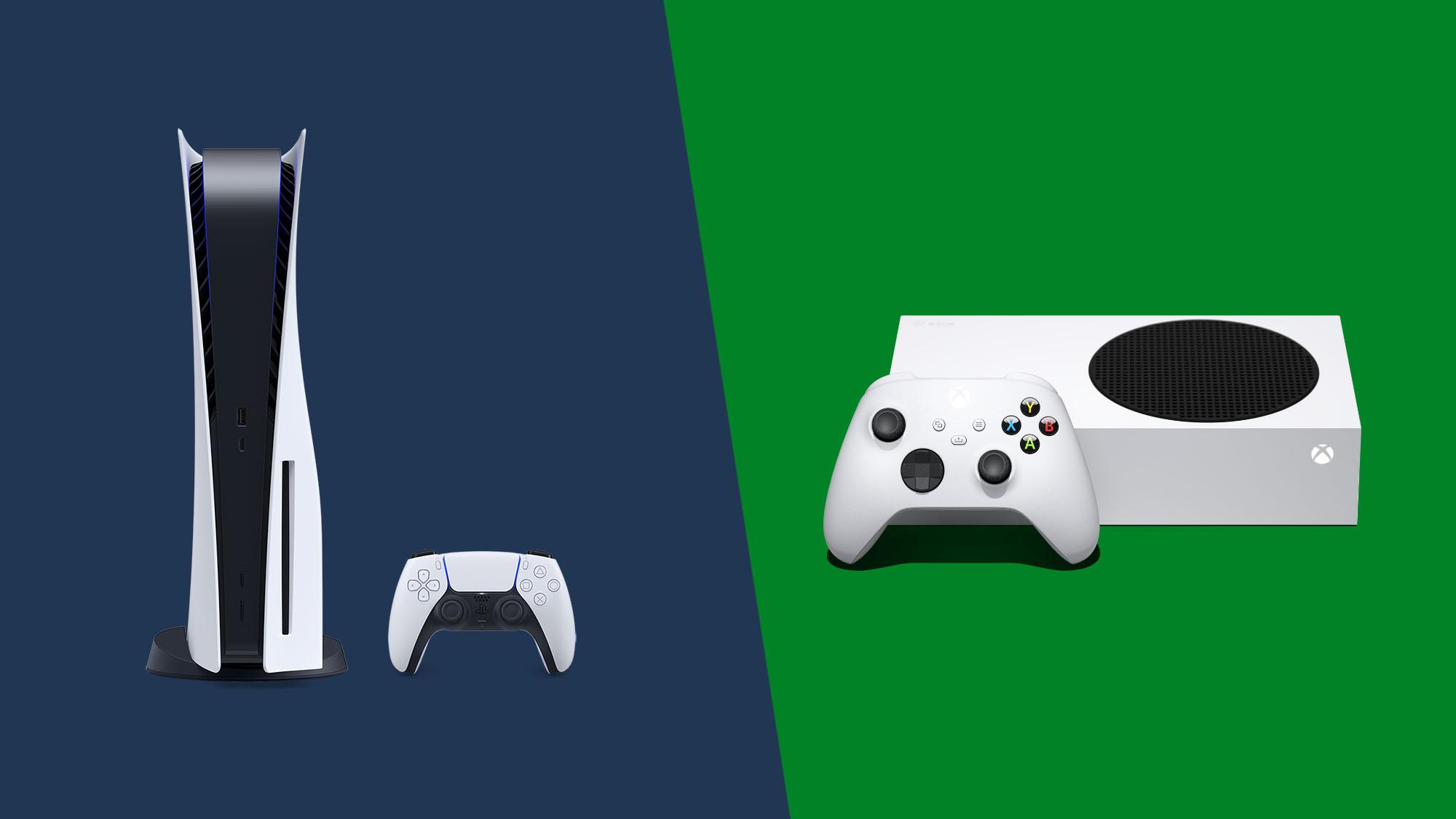 PS5 vs Xbox Series S